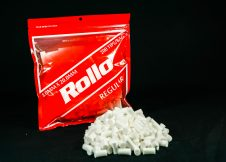 ROLLO RED REGULAR 8mm x 20mm 200 tips_bag