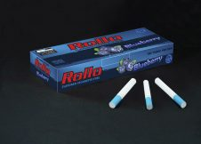 ROLLO FLAVOR BLUEBERRY KS 17MM 100CT