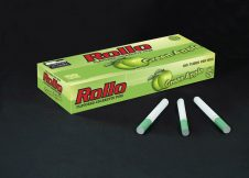 ROLLO FLAVOR GREEN APPLE KS 17MM 100CT