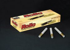 ROLLO FLAVOR VANILLA KS 17MM 100CT